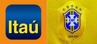 O banco Itaú é o novo patrocinador da Seleção Brasileira de Futebol 8eaff2762b207